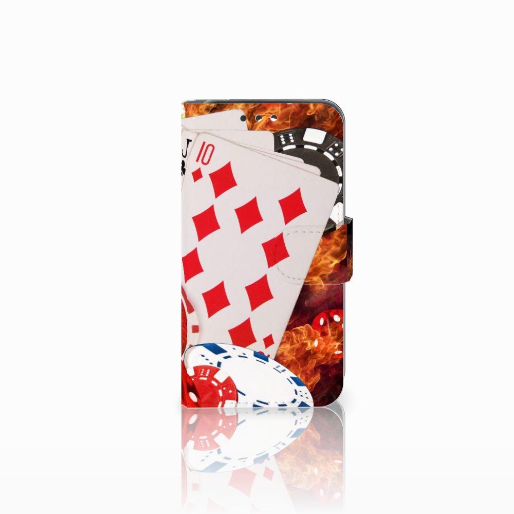 Huawei Y5 Y560 Uniek Boekhoesje Casino