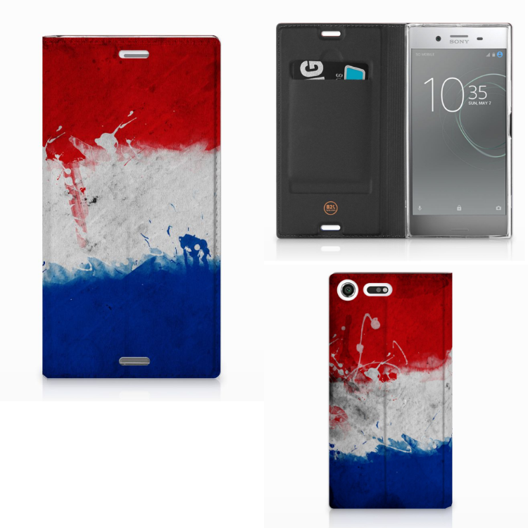 Sony Xperia XZ Premium Standcase Nederland