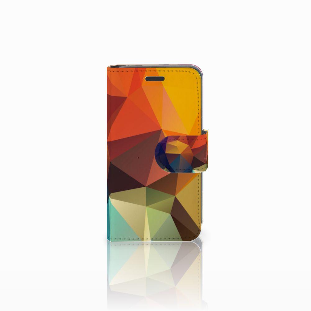 Nokia Lumia 520 Bookcase Polygon Color