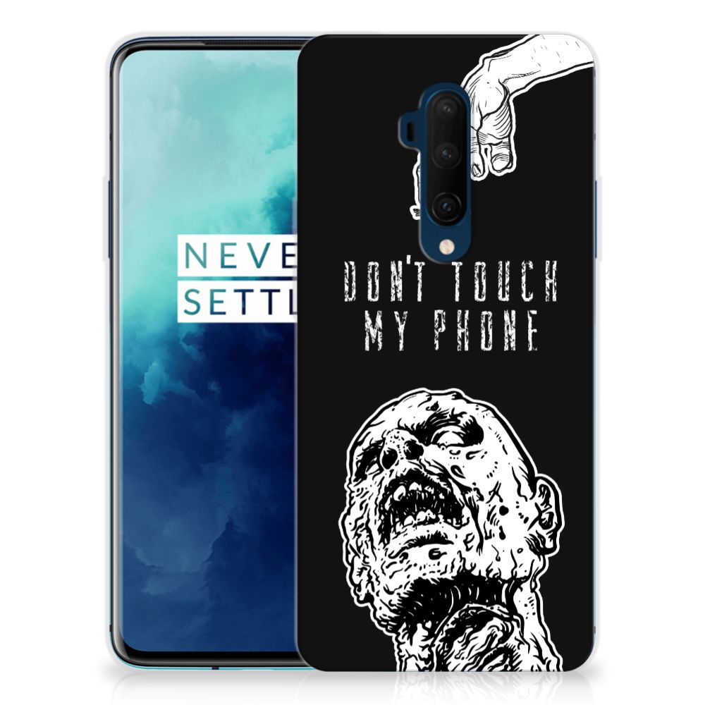 Silicone-hoesje OnePlus 7T Pro Zombie
