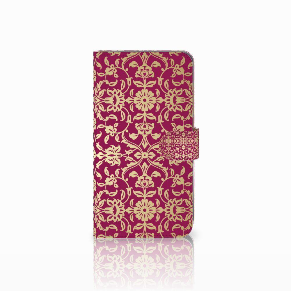 Huawei Mate 9 Boekhoesje Design Barok Pink