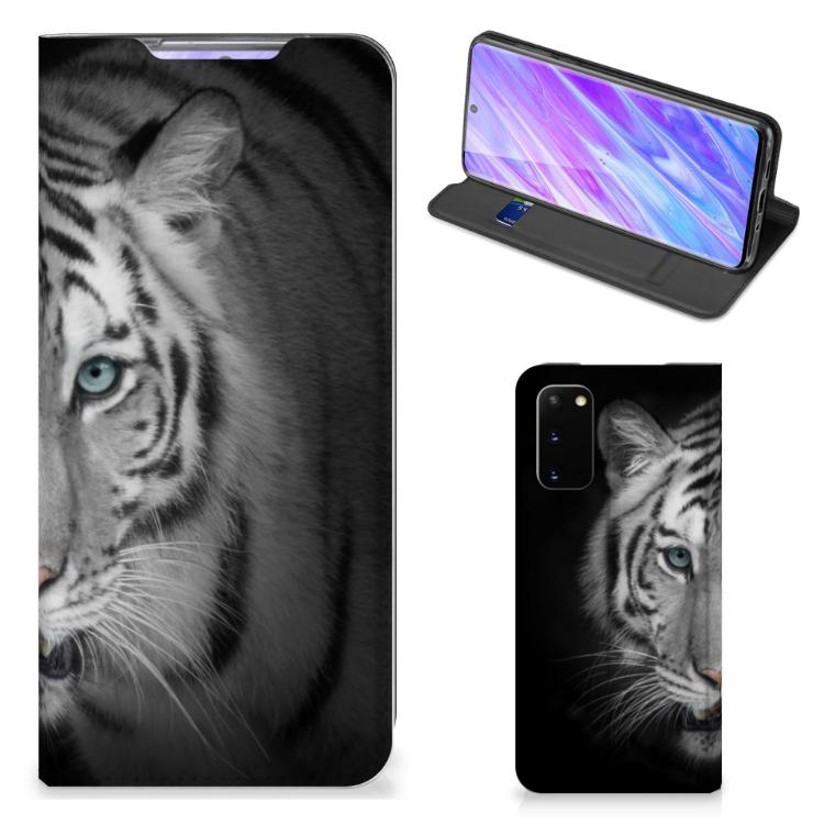 Samsung Galaxy S20 Hoesje maken Tijger