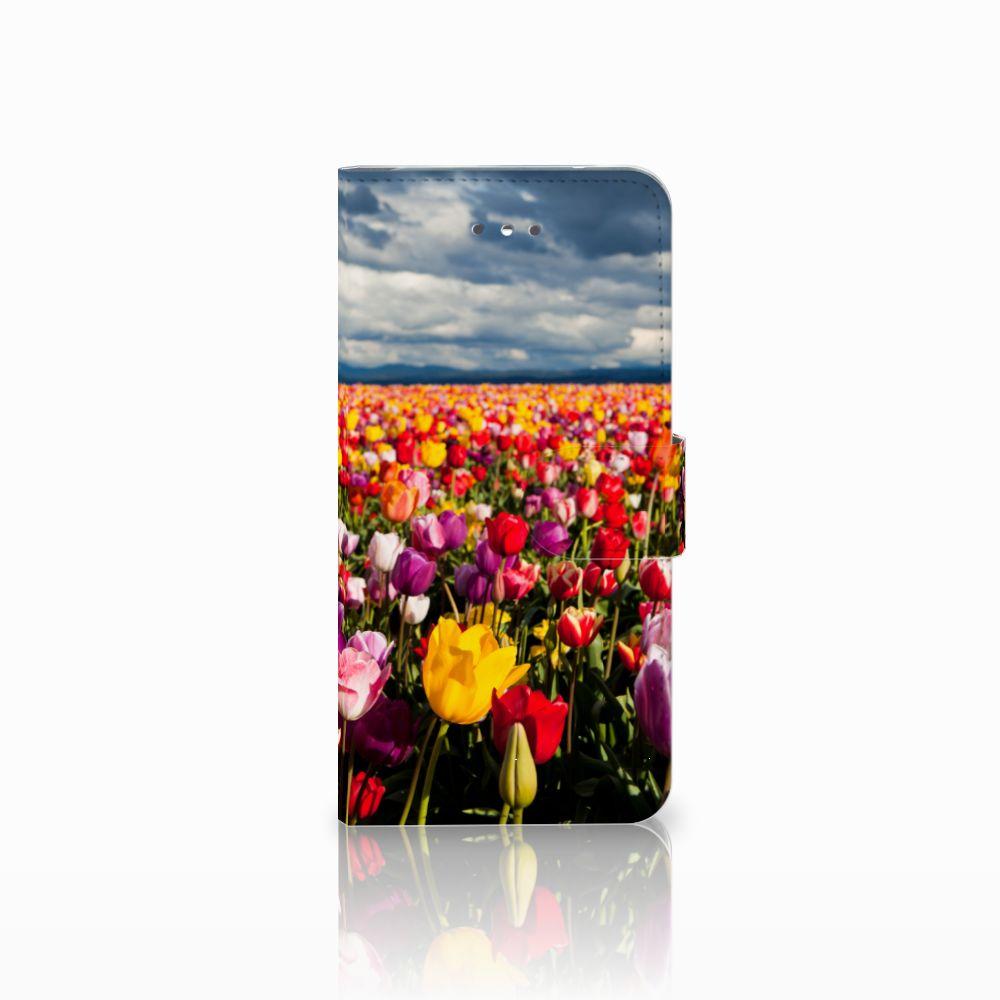 LG Nexus 5X Uniek Boekhoesje Tulpen