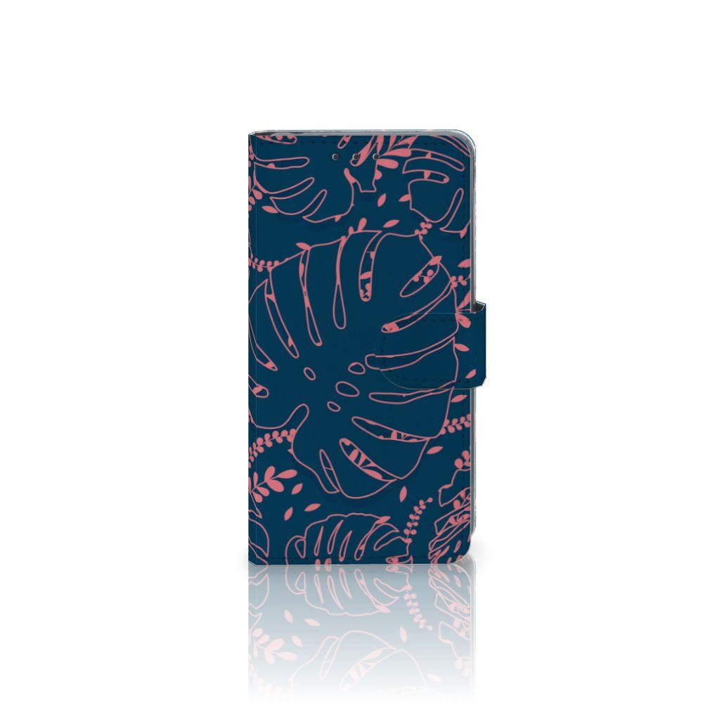 Sony Xperia Z2 Boekhoesje Design Palm Leaves