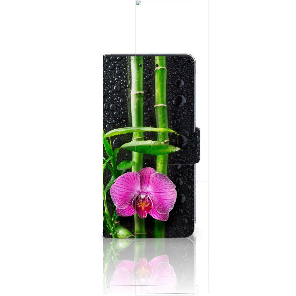 Huawei Ascend P8 Lite Boekhoesje Design Orchidee