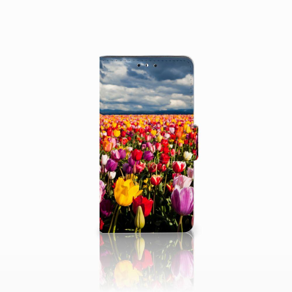 Huawei Y5 | Y6 2017 Uniek Boekhoesje Tulpen