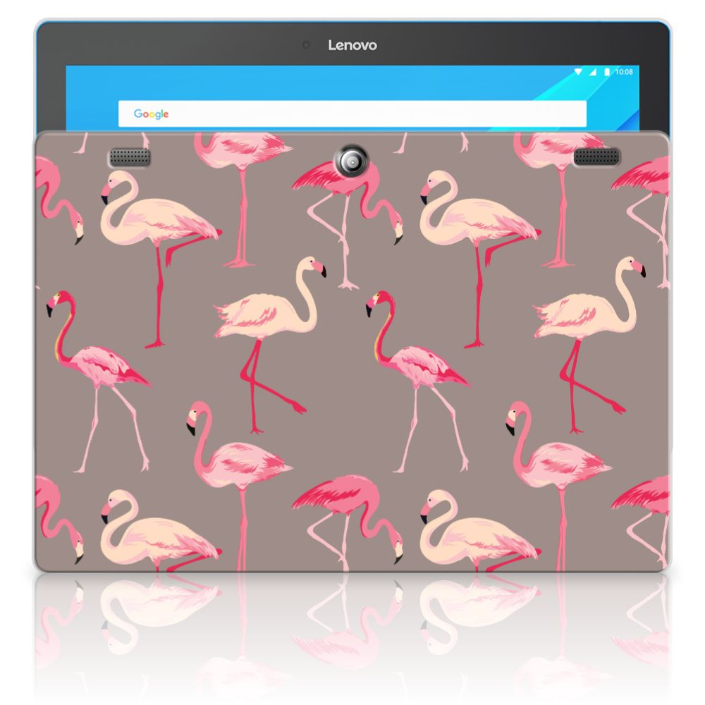 Lenovo Tab 10 | Tab 2 A10-30 Back Case Flamingo