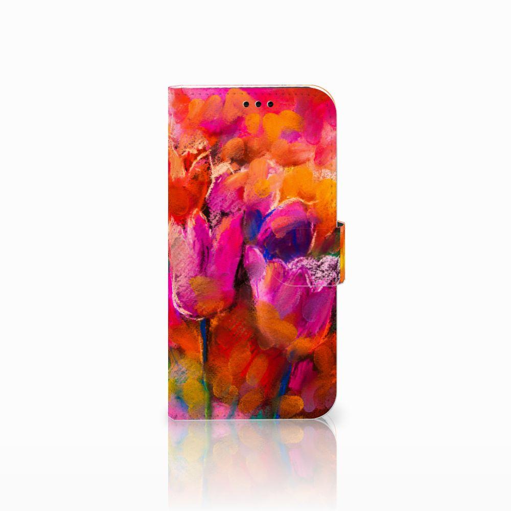 Hoesje Samsung Galaxy A5 2017 Tulips