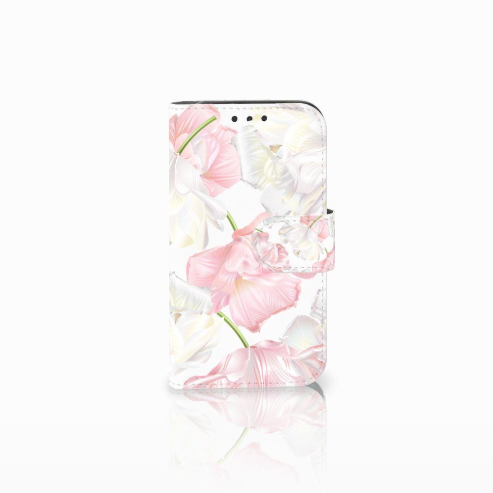 Lenovo B Boekhoesje Design Lovely Flowers