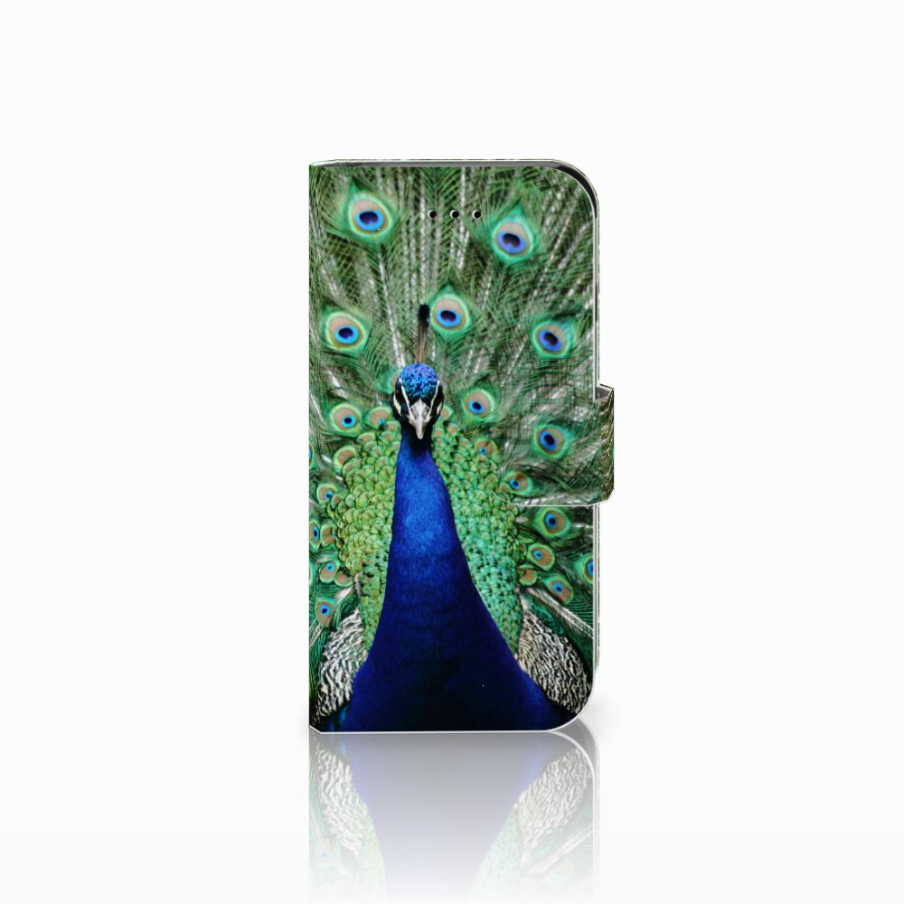 Apple iPhone 6 | 6s Boekhoesje Design Pauw