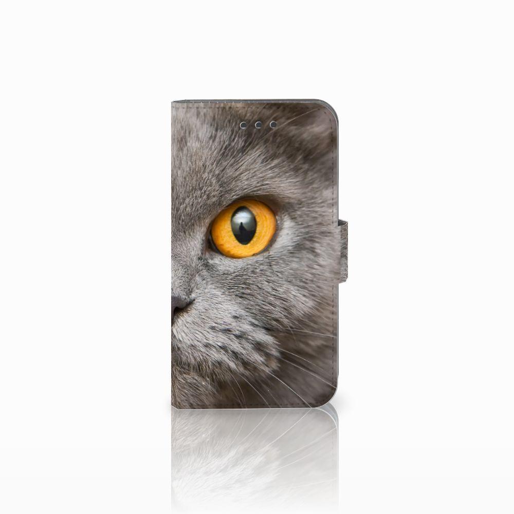 Telefoonhoesje met Pasjes Samsung Galaxy Xcover 3   Xcover 3 VE Britse Korthaar