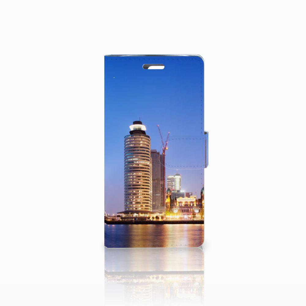 LG K10 2015 Uniek Boekhoesje Rotterdam