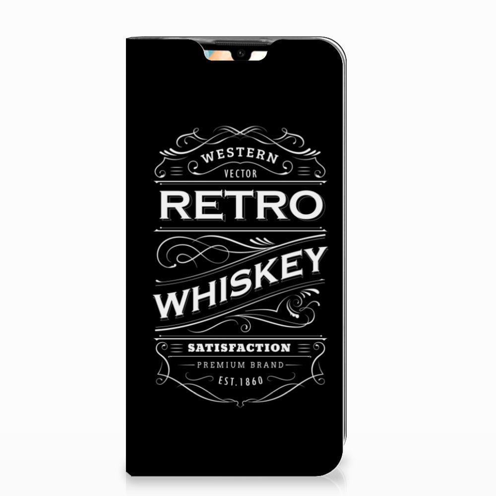 Huawei Y6 2019 Flip Style Cover Whiskey