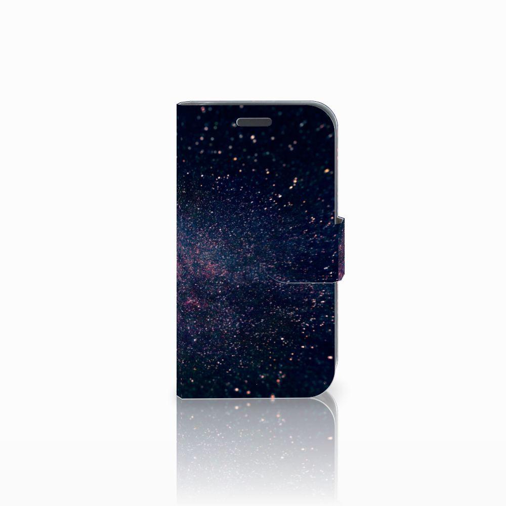 Samsung Galaxy J1 2016 Boekhoesje Design Stars