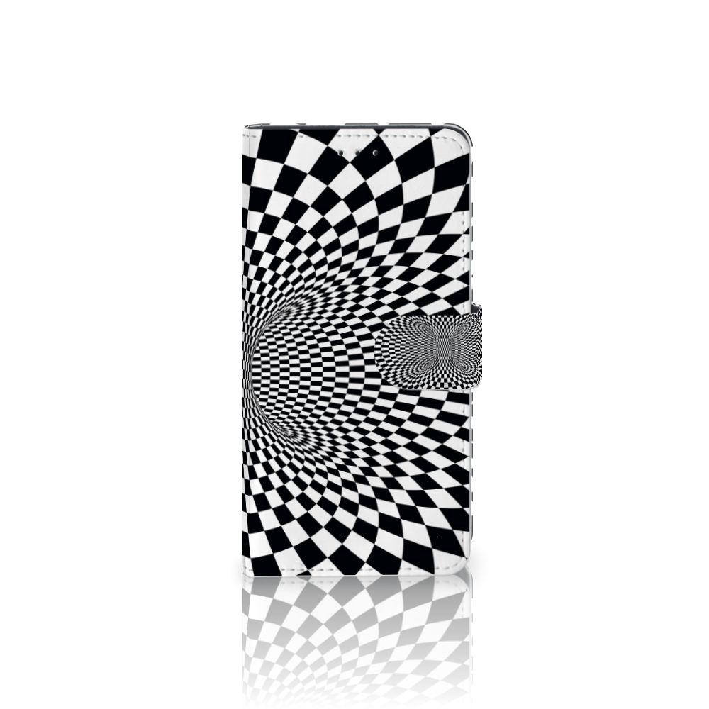 Motorola Moto Z2 Play Bookcase Illusie