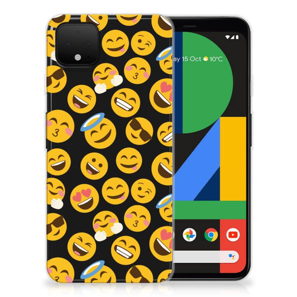 Google Pixel 4 XL TPU bumper Emoji