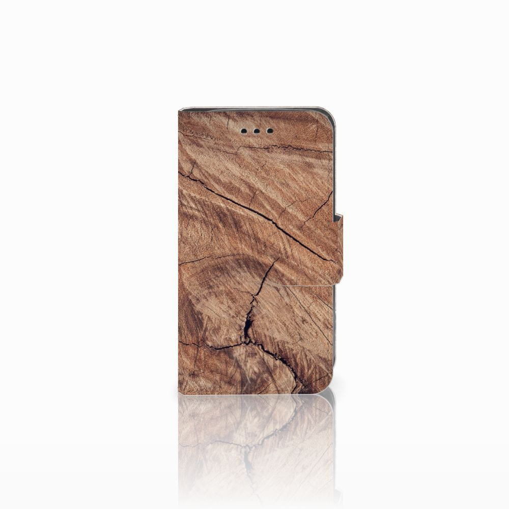 Samsung Galaxy Trend 2 Boekhoesje Design Tree Trunk