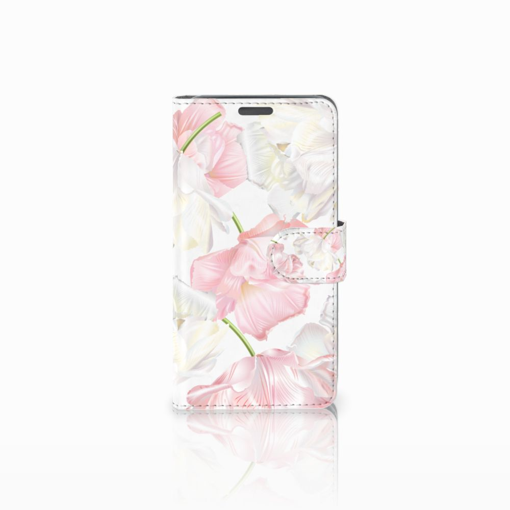 Wiko Lenny Boekhoesje Design Lovely Flowers