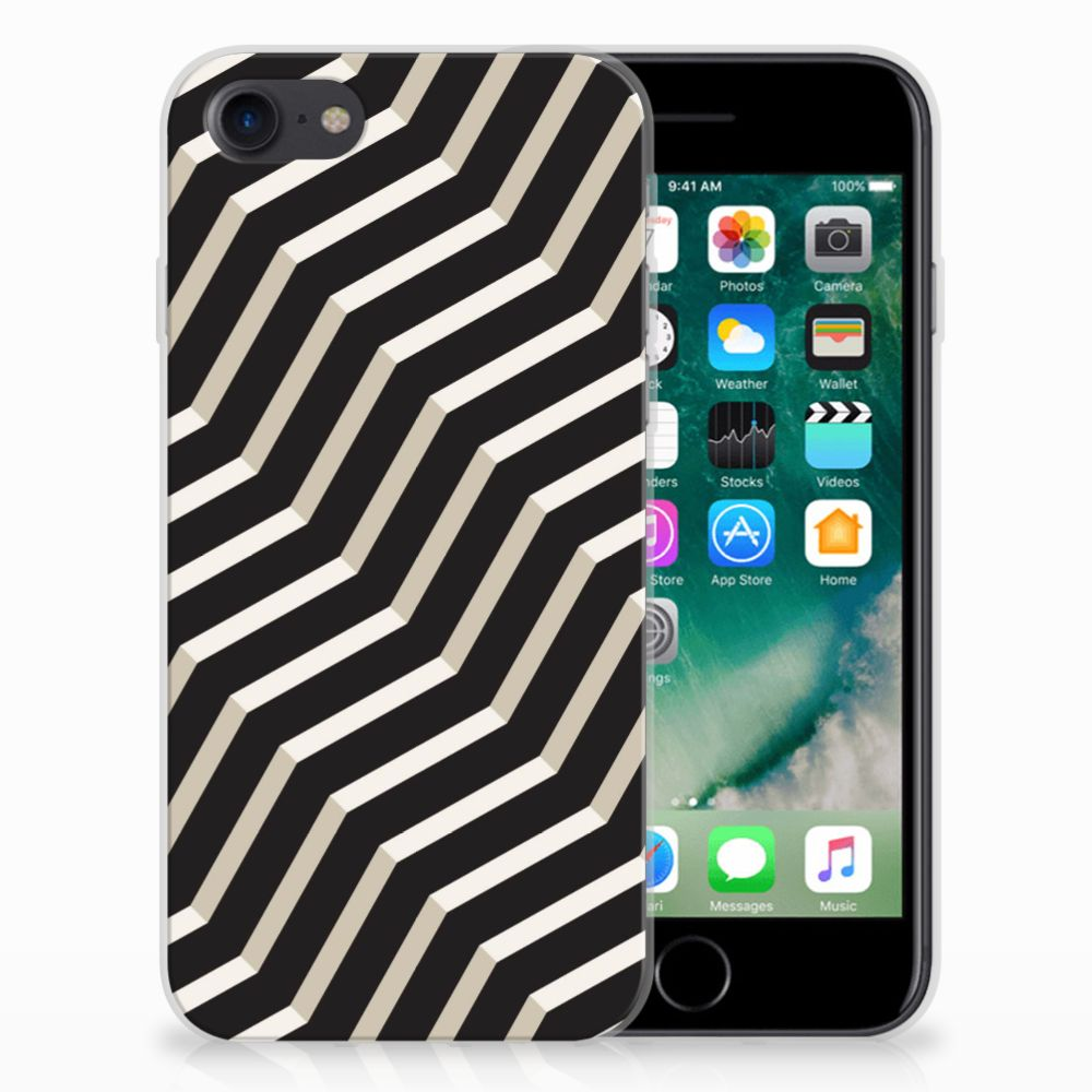iPhone SE (2020) | 7/8 TPU Hoesje Illusion