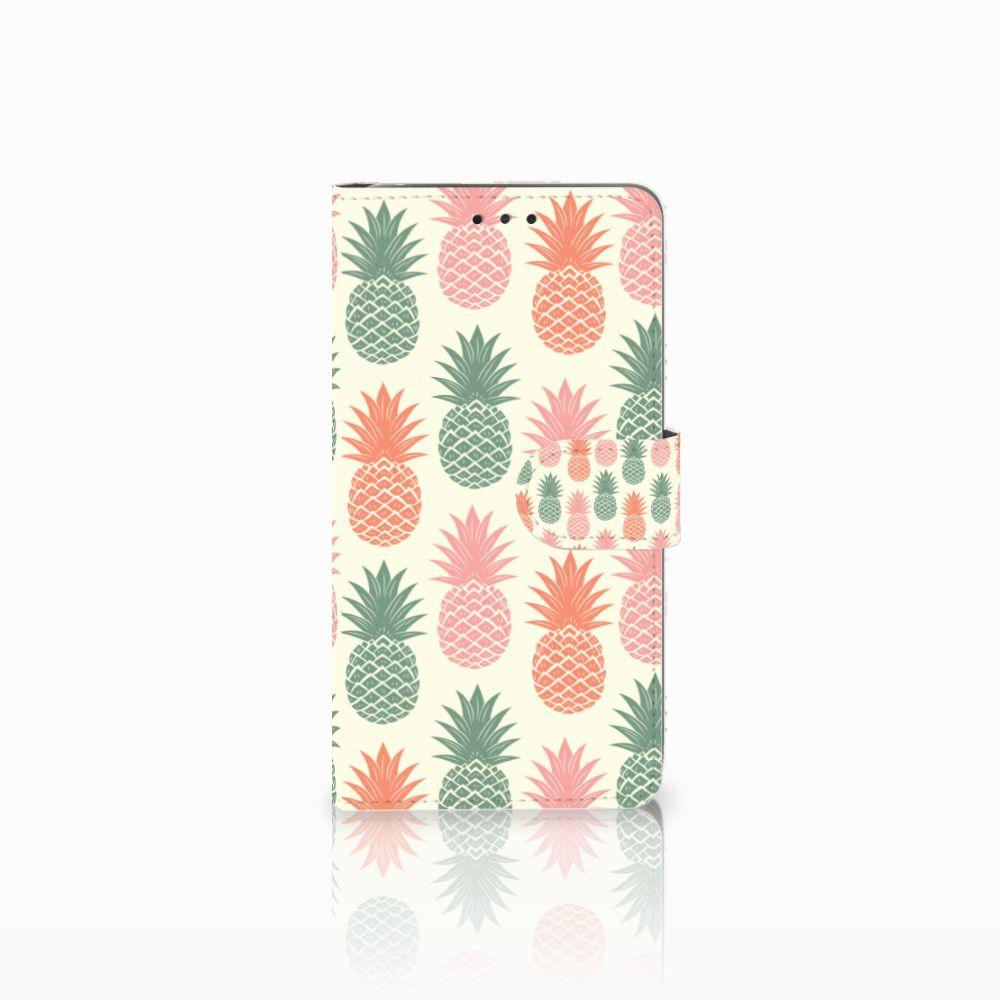 LG G4 Boekhoesje Design Ananas