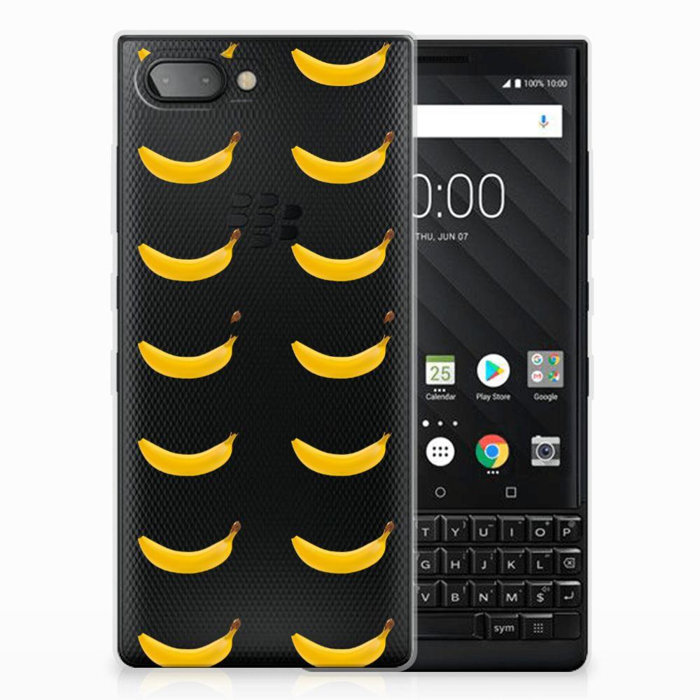BlackBerry Key2 Siliconen Case Banana