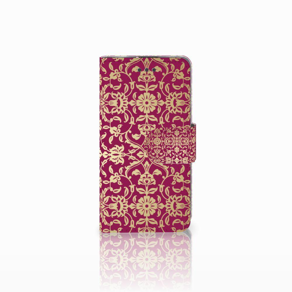 Wallet Case LG L70 Barok Pink