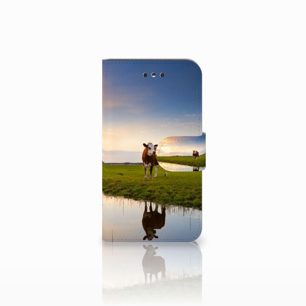Nokia 1 Boekhoesje Design Koe