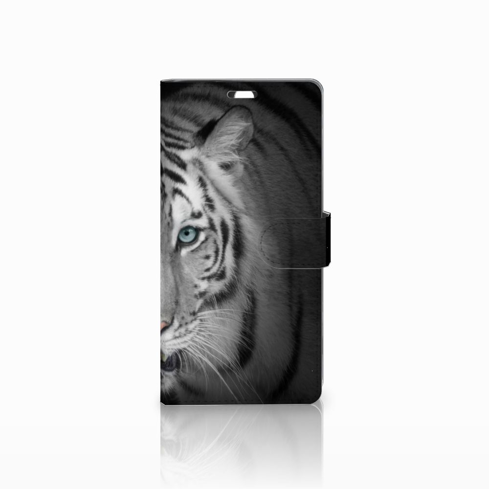 Sony Xperia C5 Ultra Uniek Boekhoesje Tijger