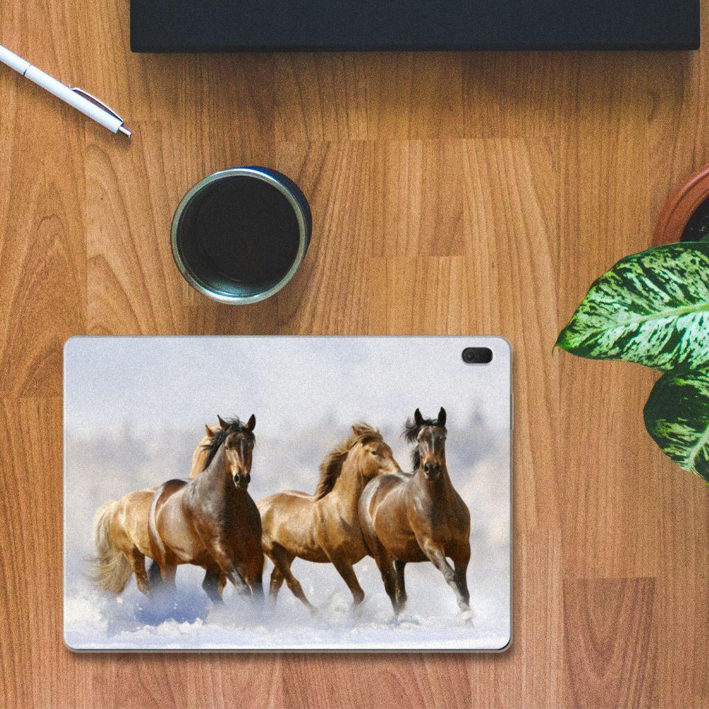 Lenovo Tab E10 Back Case Paarden