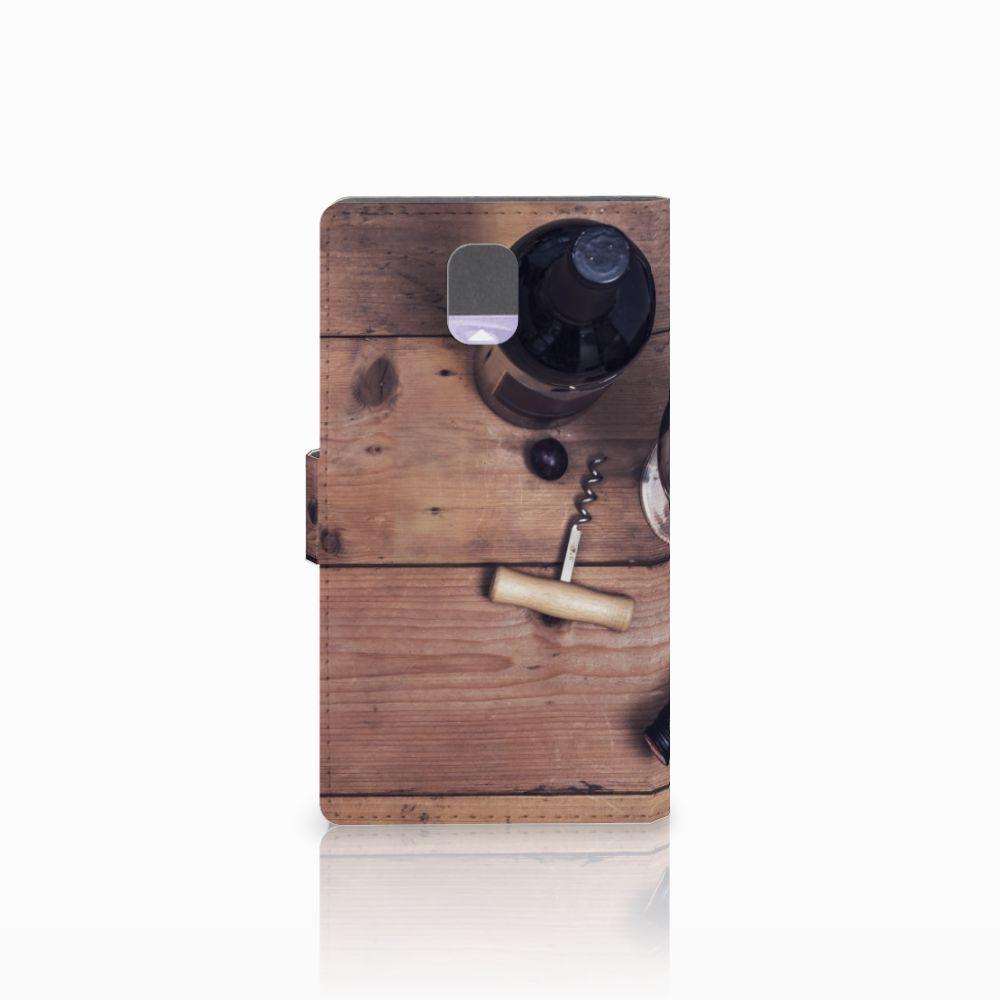 Samsung Galaxy Note 3 Book Cover Wijn