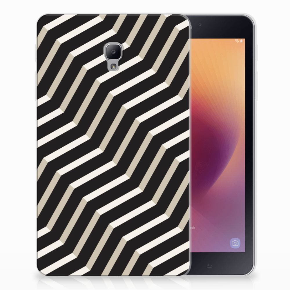 Samsung Galaxy Tab A 8.0 (2017) Back Cover Illusion