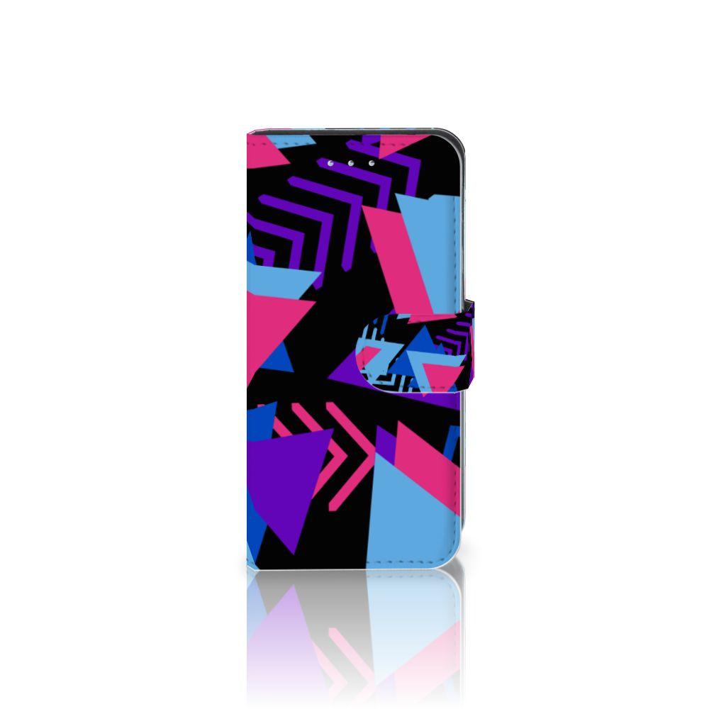 Samsung Galaxy S6 Edge Bookcase Funky Triangle