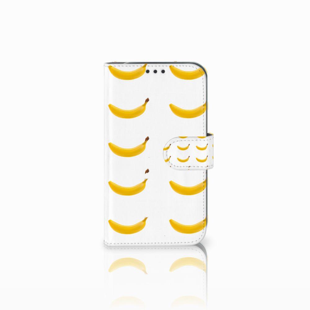Samsung Galaxy Xcover 4 Uniek Boekhoesje Banana
