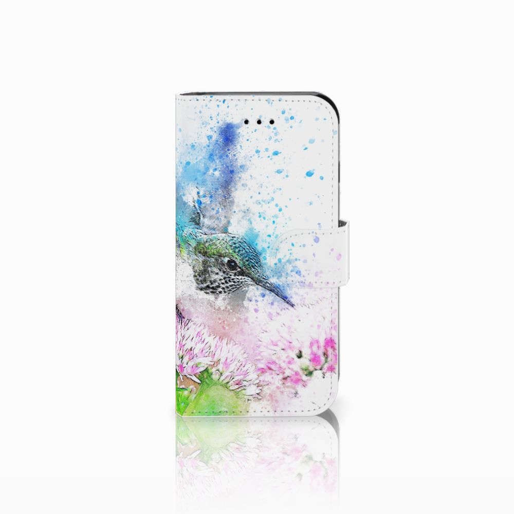 Apple iPhone 6 | 6s Boekhoesje Design Vogel