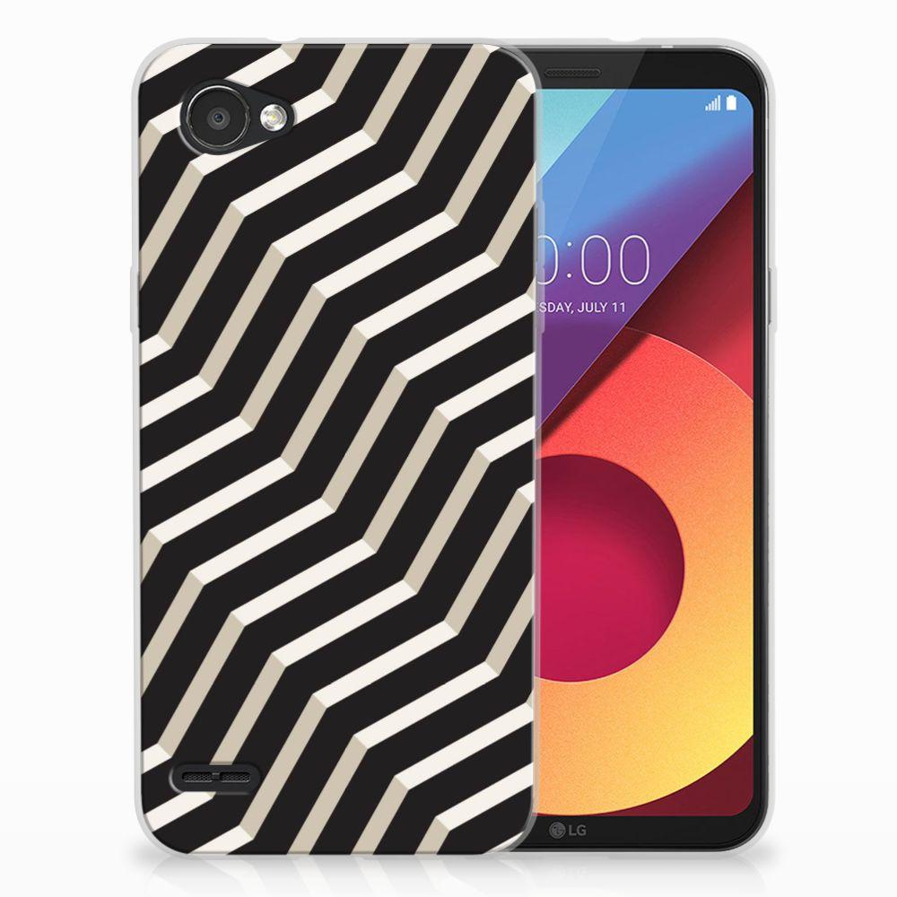 LG Q6 | LG Q6 Plus TPU Hoesje Illusion