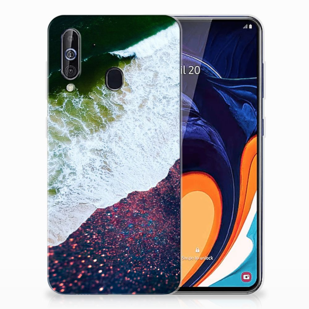 Samsung Galaxy A60 TPU Hoesje Sea in Space