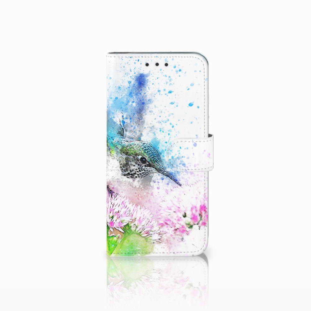 Motorola Moto G6 Play Boekhoesje Design Vogel