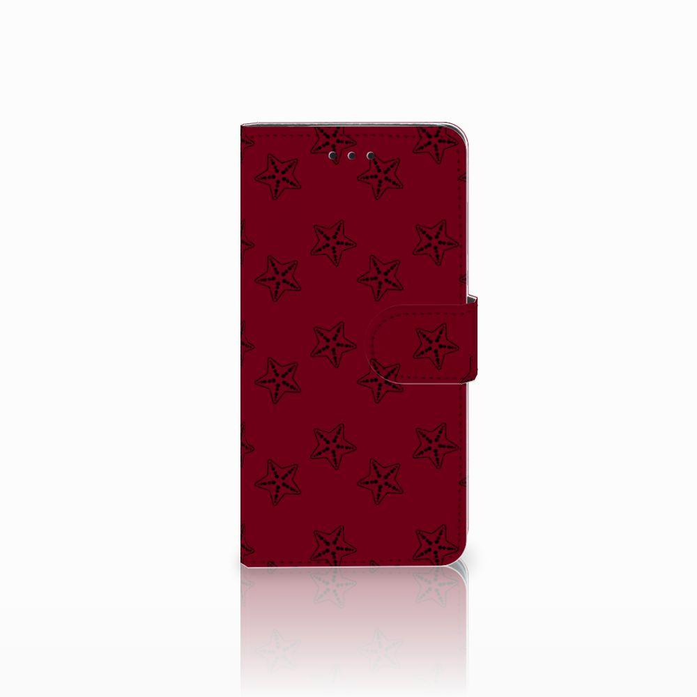 Huawei Y5 2018 Telefoon Hoesje Sterren