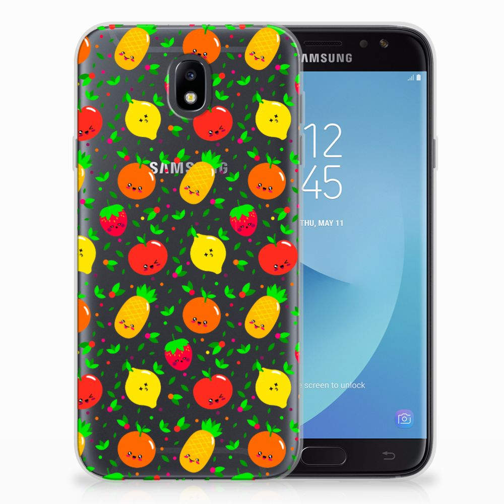 Samsung Galaxy J7 2017 | J7 Pro TPU Hoesje Design Fruits