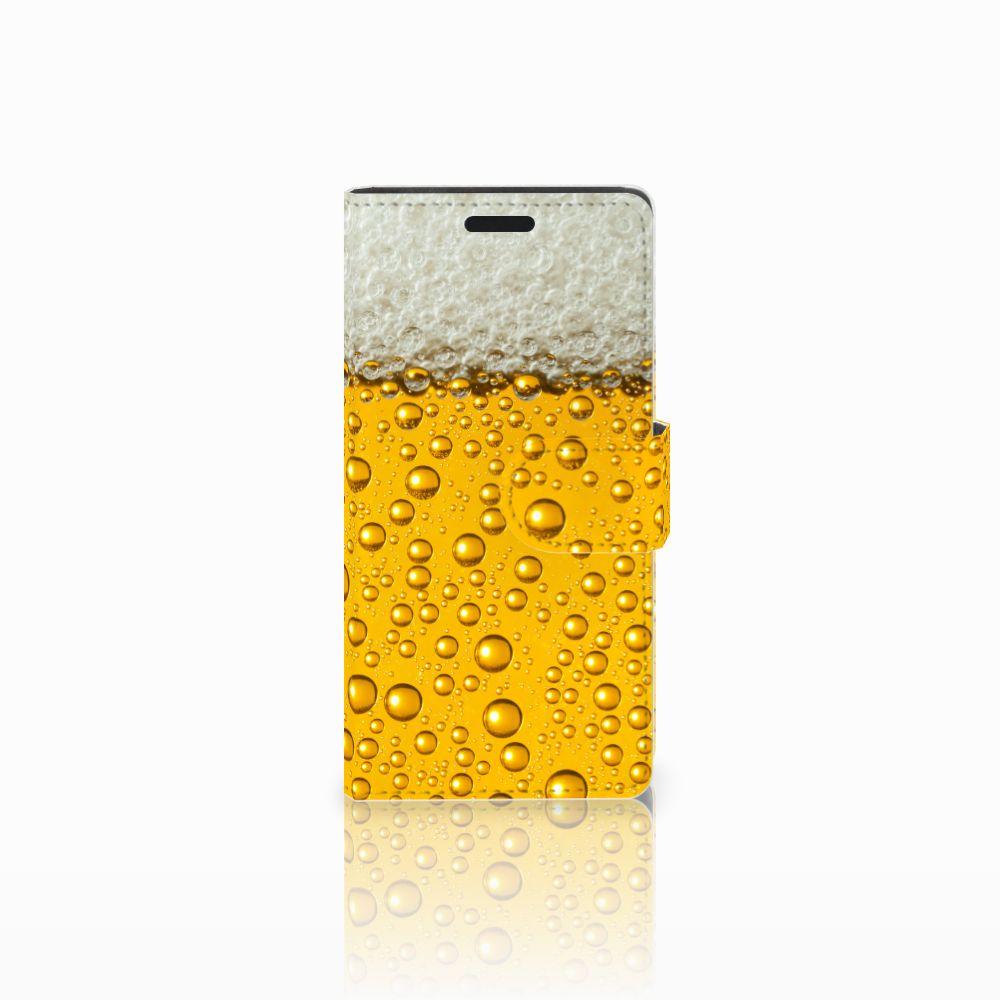 LG Leon 4G Uniek Boekhoesje Bier