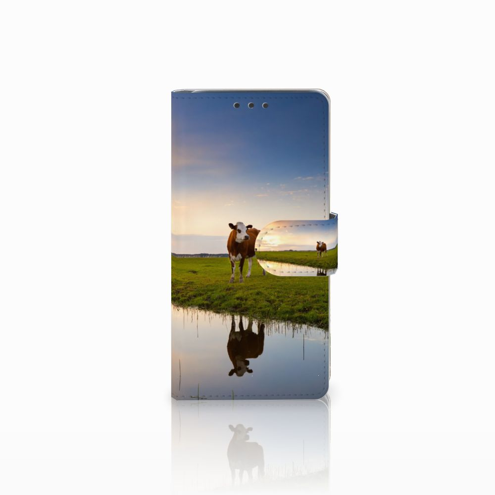 HTC Desire 626 | Desire 626s Boekhoesje Design Koe