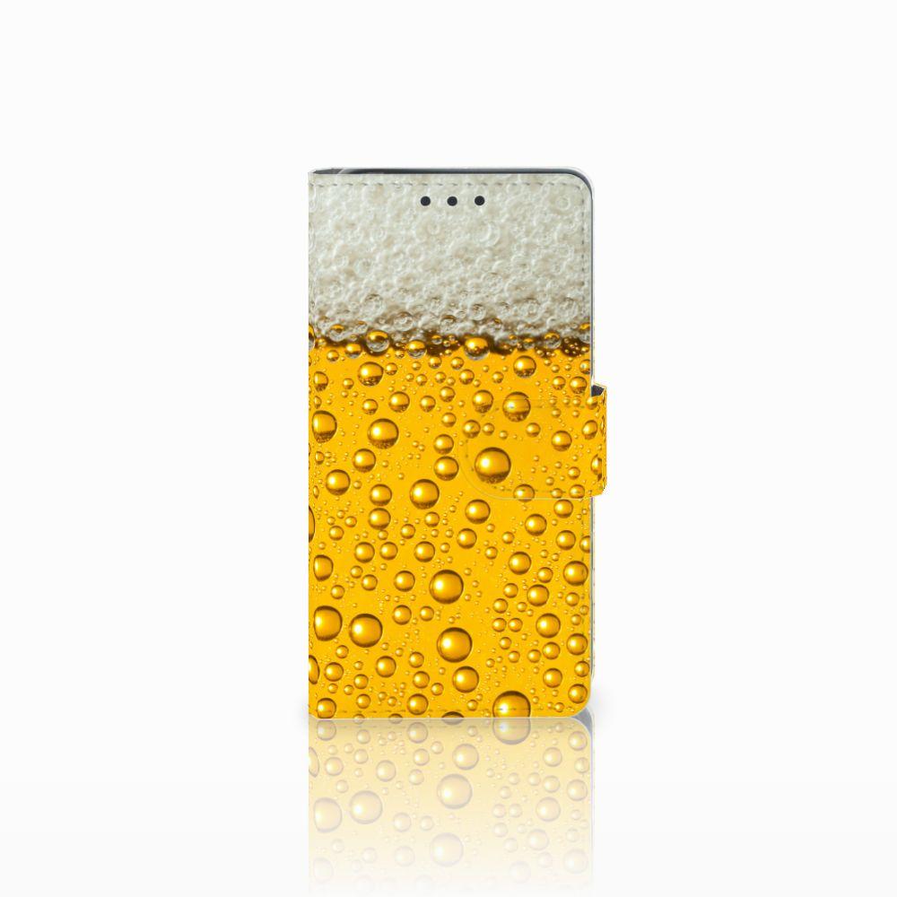 Sony Xperia X Uniek Boekhoesje Bier