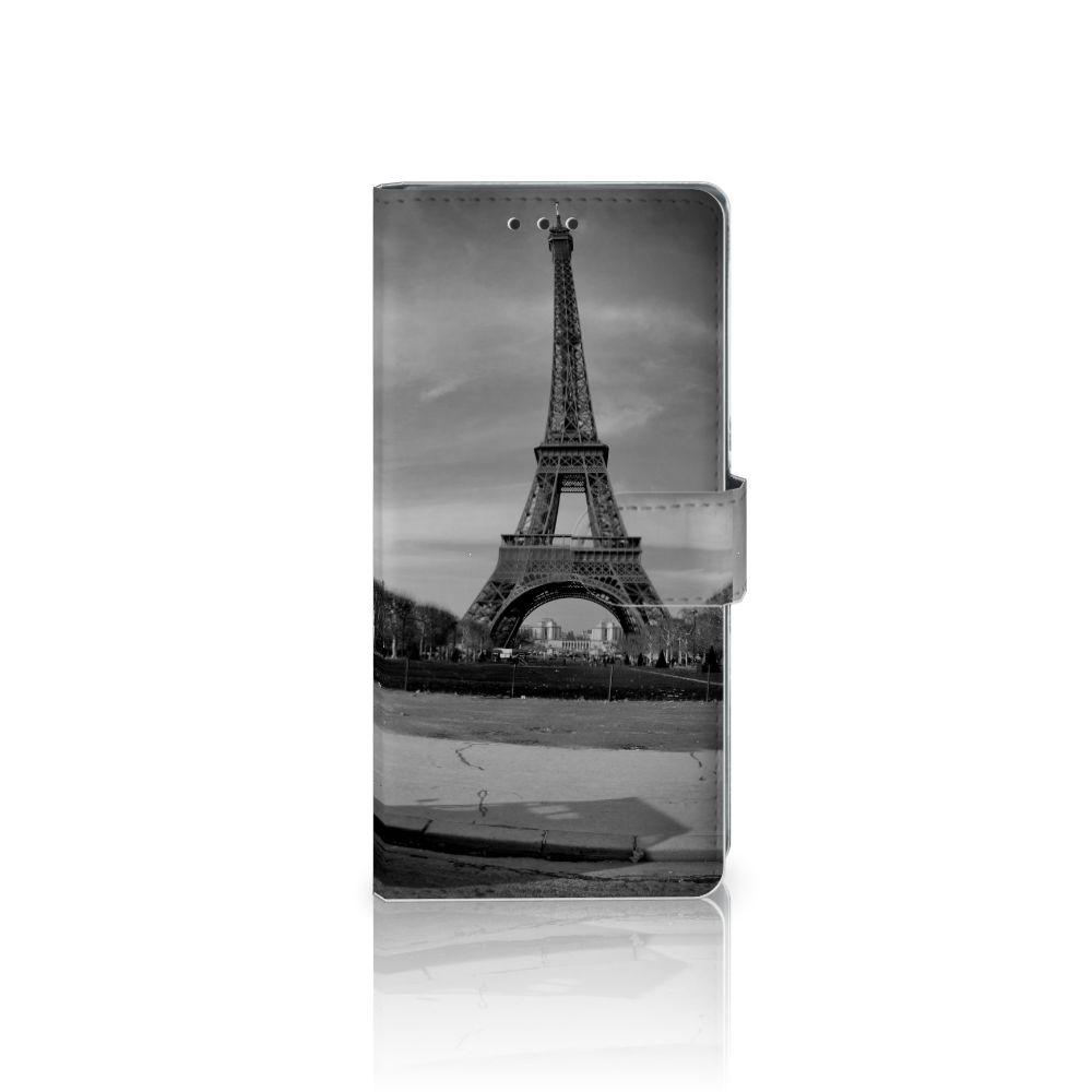 Sony Xperia XA1 Ultra Uniek Boekhoesje Eiffeltoren