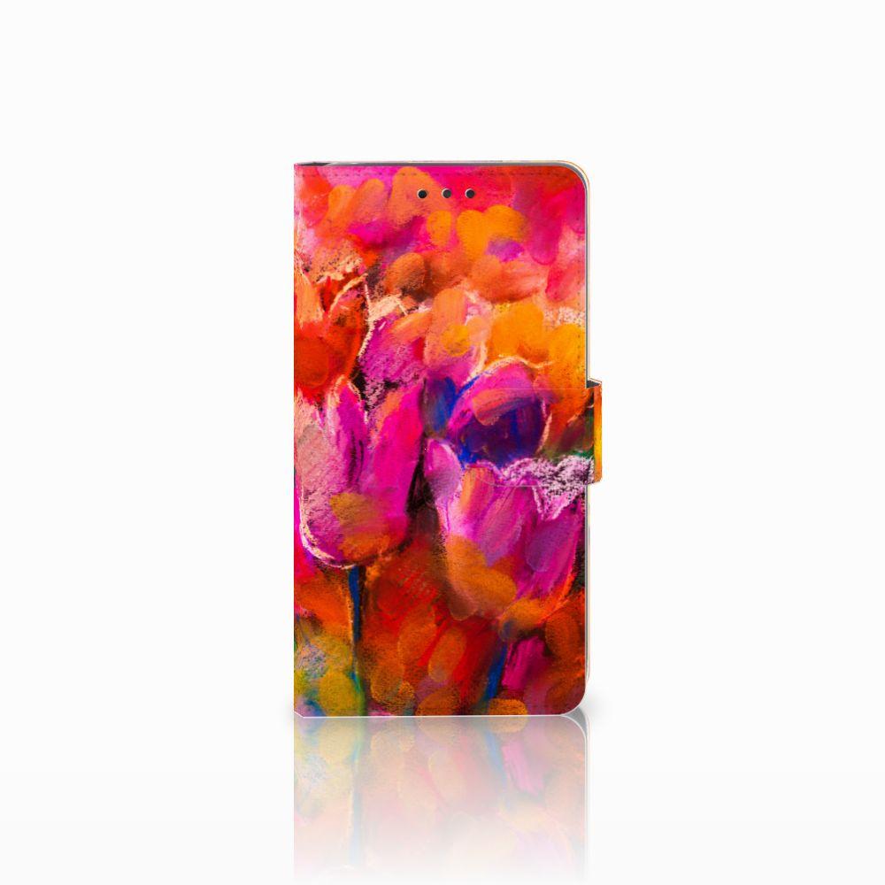 LG G4 Boekhoesje Design Tulips
