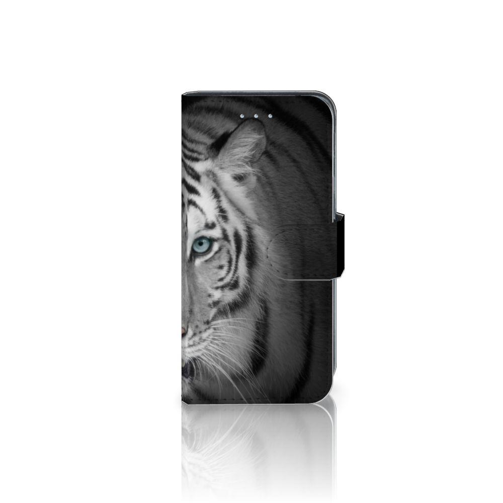 Samsung Galaxy A5 2016 Uniek Boekhoesje Tijger