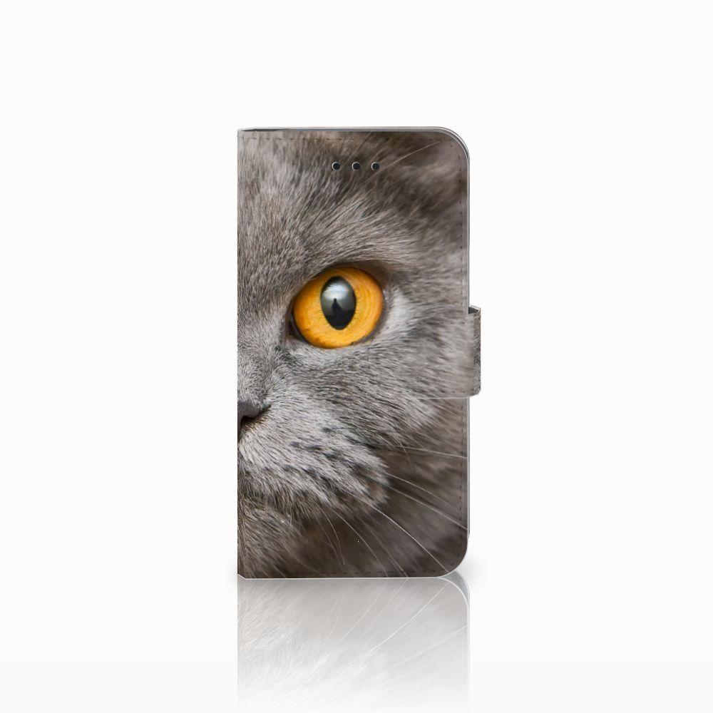 Apple iPhone X | Xs Uniek Boekhoesje Britse Korthaar