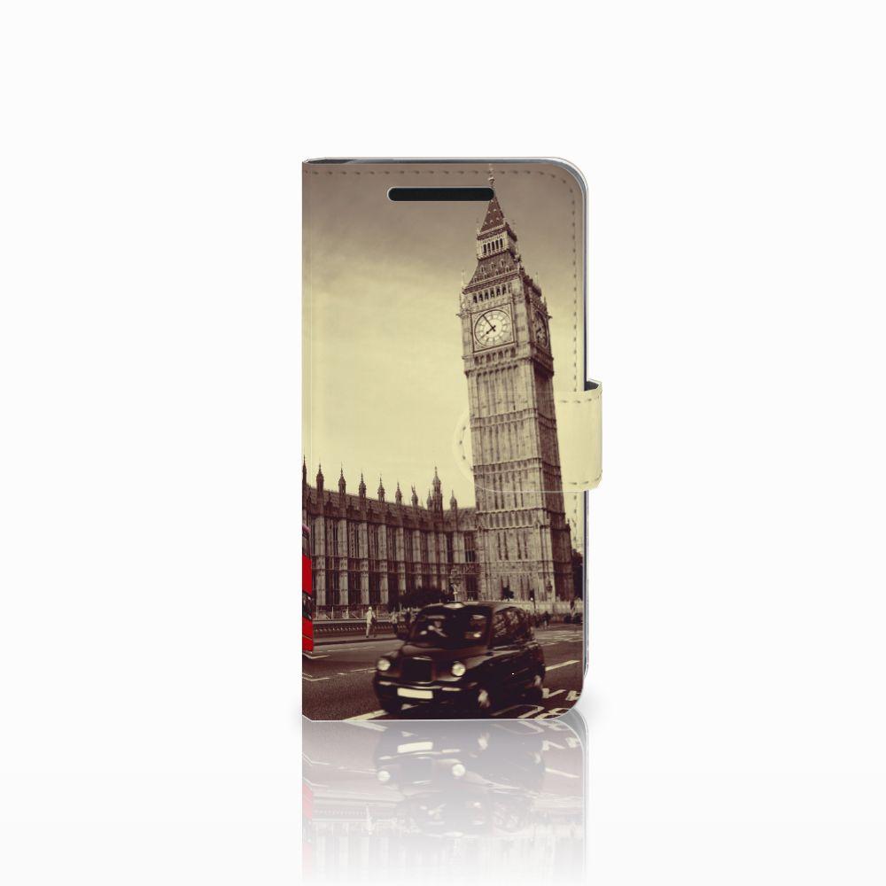 HTC One M9 Boekhoesje Design Londen