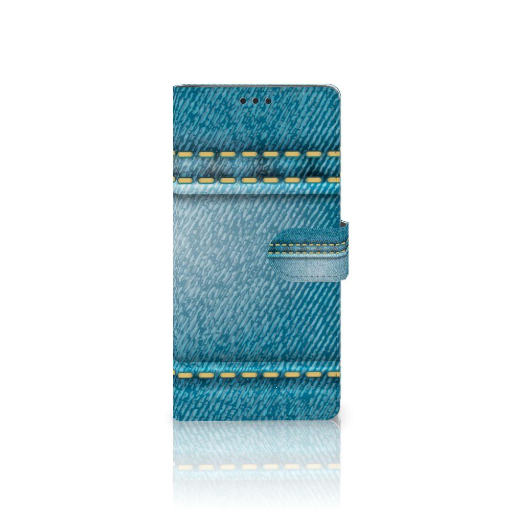 Sony Xperia XA Ultra Boekhoesje Design Jeans