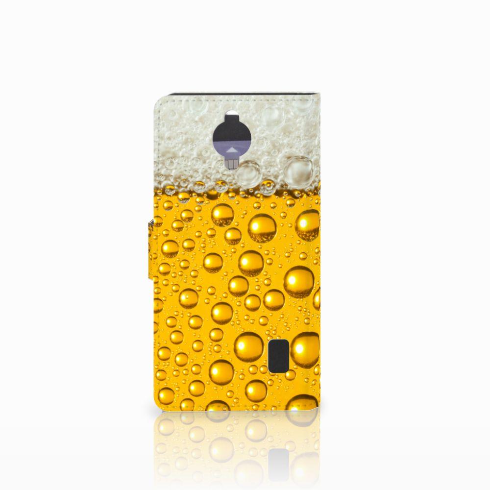 Huawei Y635 Book Cover Bier