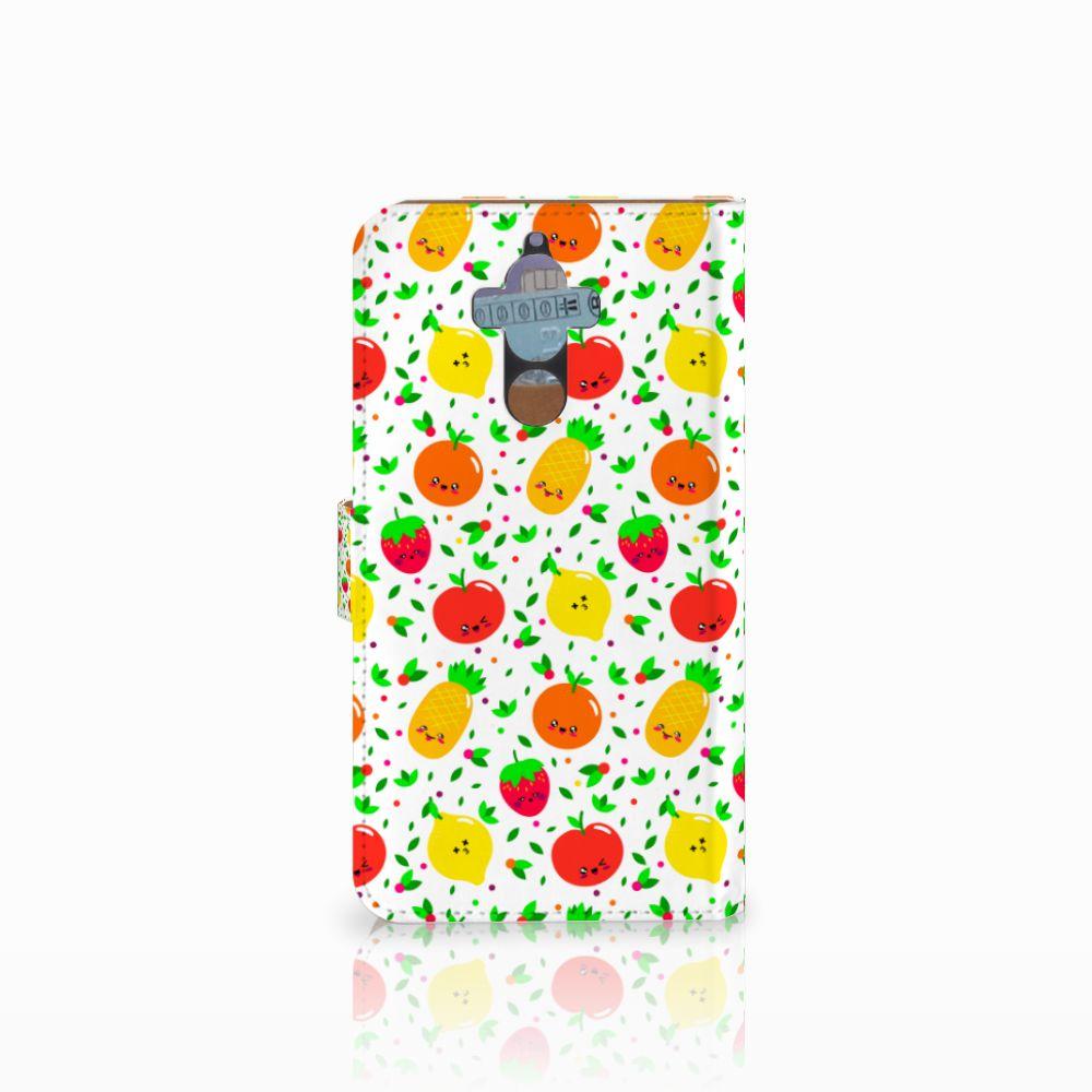 Huawei Mate 9 Book Cover Fruits